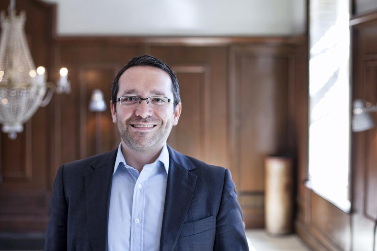 Scott Macdonald, director of food