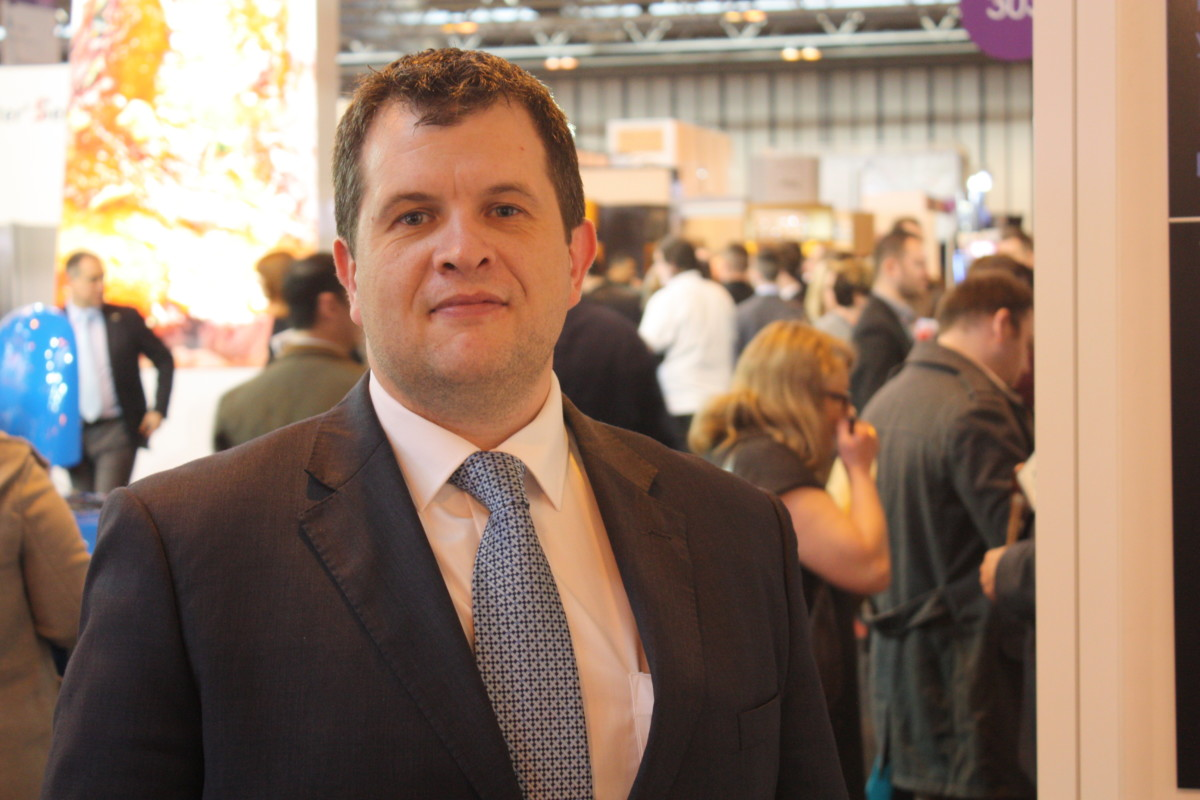 Adam Mason, director general