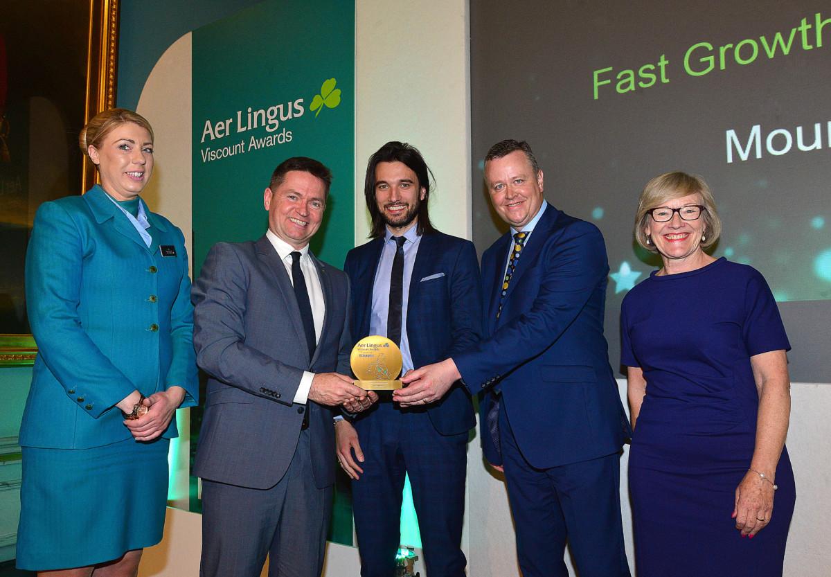Aer Lingus Viscount Awards 038 – Mount Charles