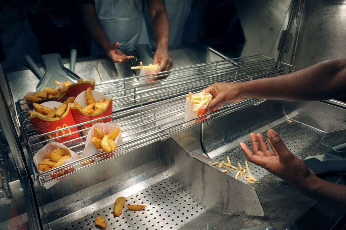 Commercial Fry Dump Stations to Grow Fast   Food Service Equipment