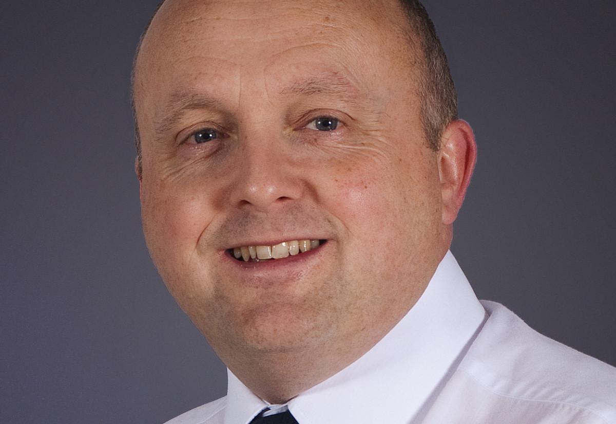 Ian Bartle, managing director