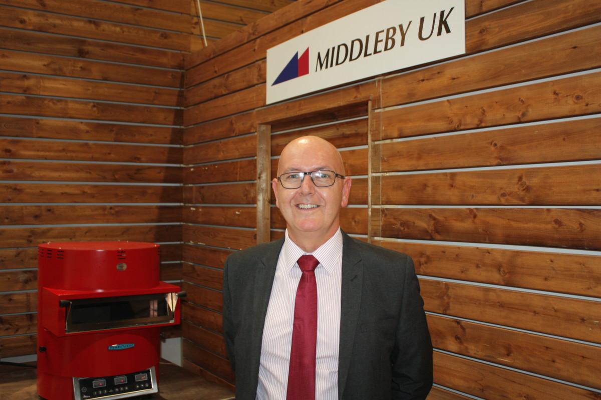 Kenny Smith, managing director
