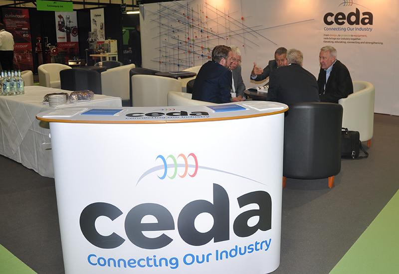 CEDA stand