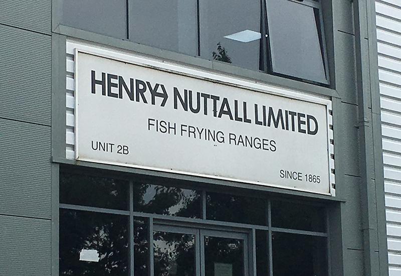 Henry Nuttall