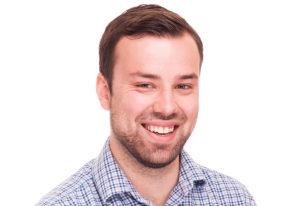 Ashton Baylis, product marketing manager