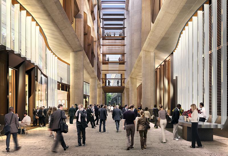 Bloomberg Arcade