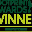 Footprint Awards winner logo