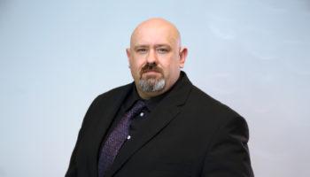 Simon Norris, sales director