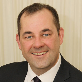 Julian Edwards, chair, UK & Ireland