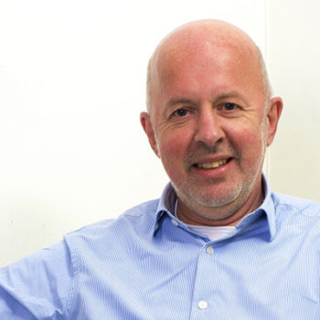 John Downman, international project director