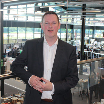 Richard Ebbs, head of brands, Uropa Brands