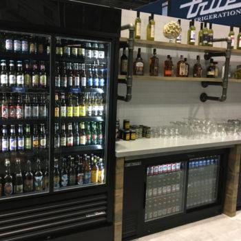 True Refrigeration display refrigeration