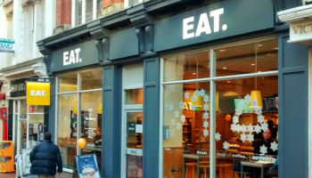 EAT store Birmingham