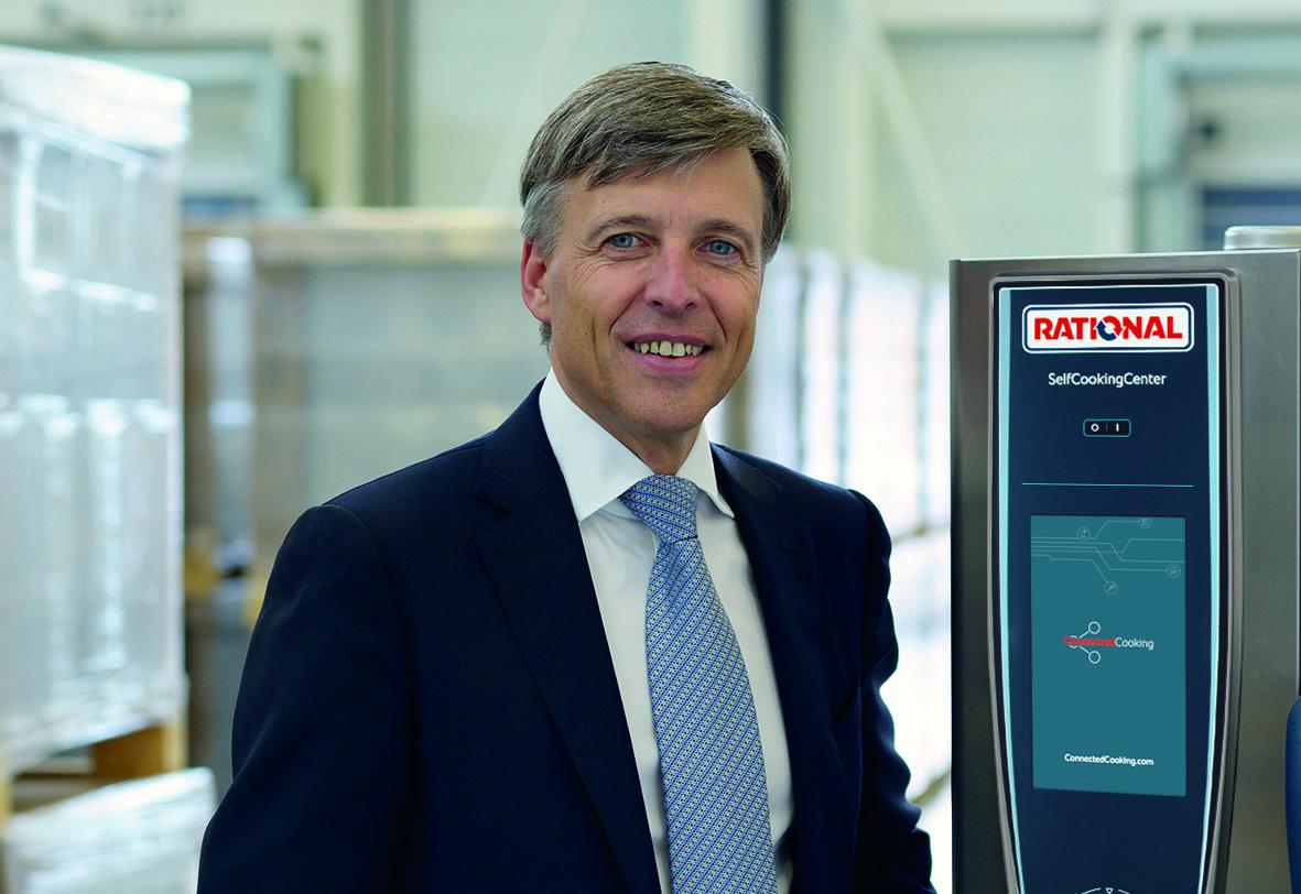 Dr Peter Stadelmann, CEO