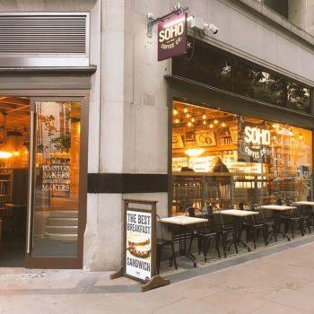 Soho Coffee Co. store 1