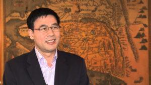 Jinlong Wang portrait