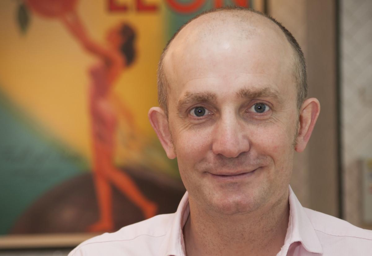 John Upton, managing director