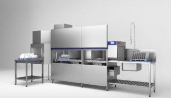 CP/CN series rack-type dishwasher