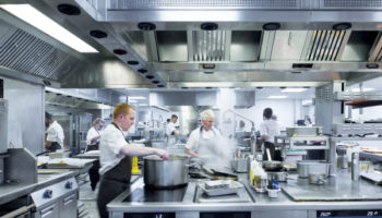 Northcote Manor kitchen