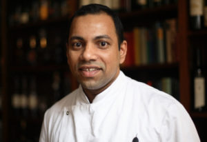 Rakesh Ravindran Nair, group development & training chef,