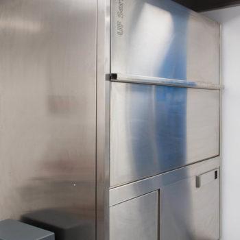 Winterhalter UF machine at The Professional Nursery Kitchen CPU