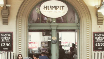 Humpit, The Hummus & Pita Bar