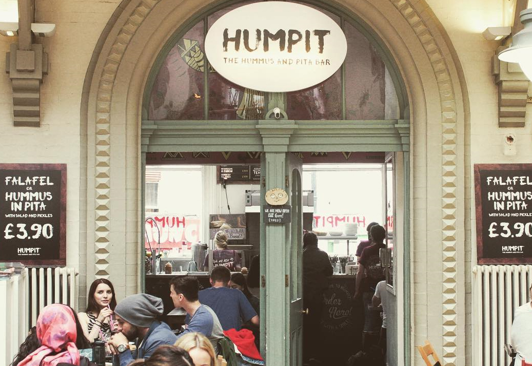 Humpit, The Hummus & Pita Bar