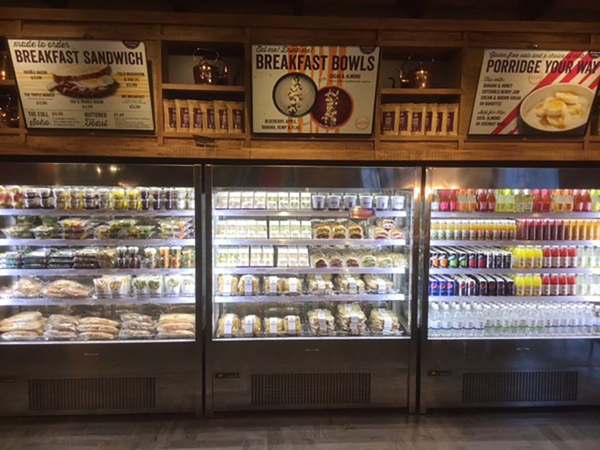 Expansion has brought about the need for SOHO Coffee to standardise the refrigeration it uses in its stores.