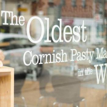 Warrens Bakery window