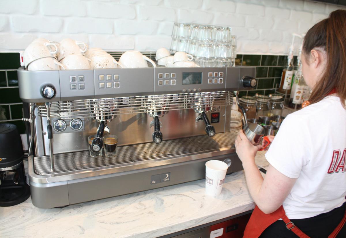 COFFEE MACHINE INNOVATION