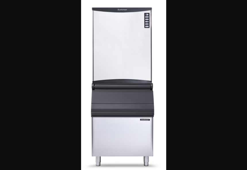 NW 1408 Slim Fitter ice machine