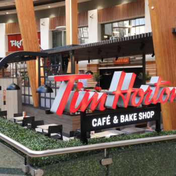 Tim Hortons, Silverburn shopping centre
