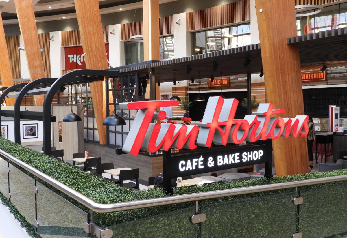 Tim Hortons, Silverburn shopping centre