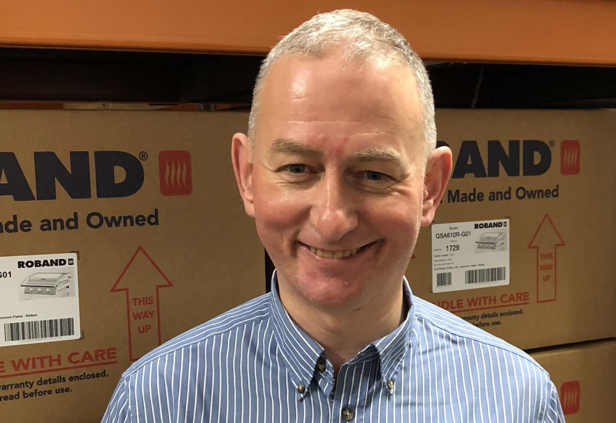 Duncan Woolmer, sales manager East of England