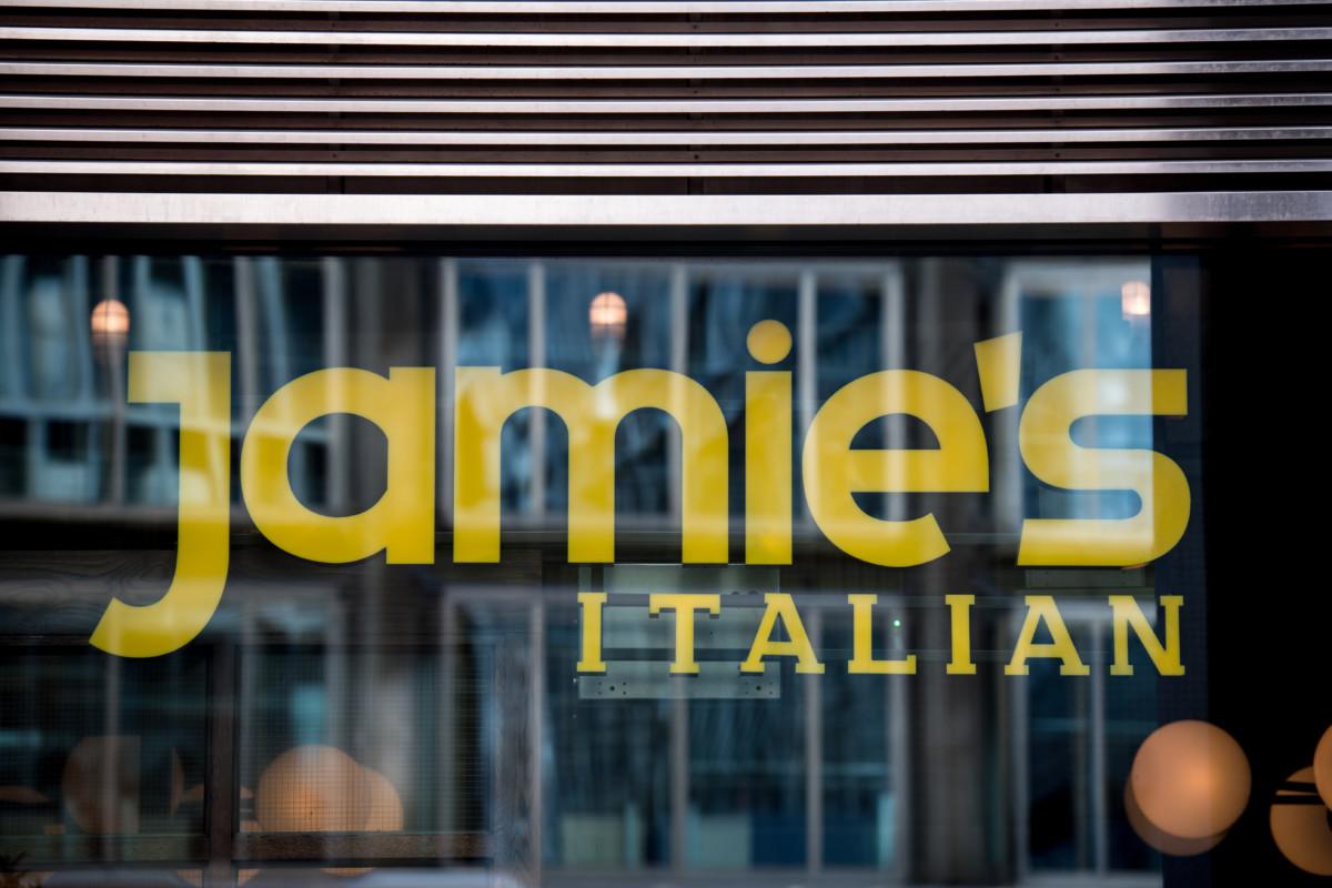 Jamie's Italian 3