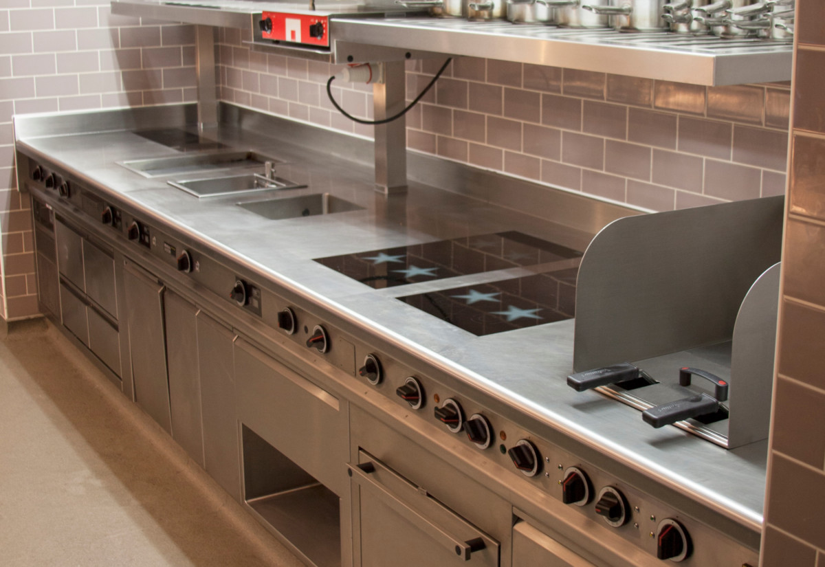 Exclusive Ranges cooking suite