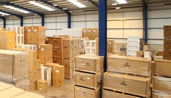 Pentland Wholesale warehouse