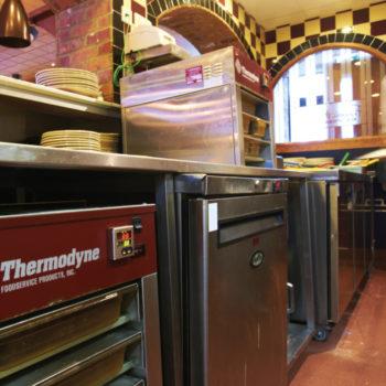 Thermodyne at Frankie & Benny's