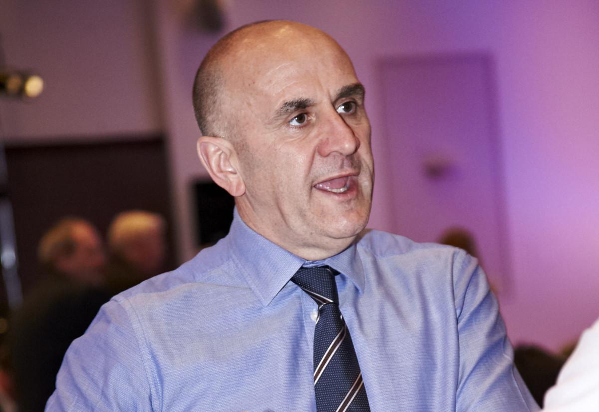 Trevor Burke, founder