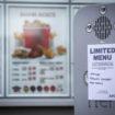 KFC limited menu