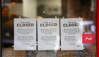KFC store closure