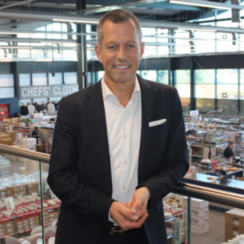 Klaus Goeldenbot, group CEO