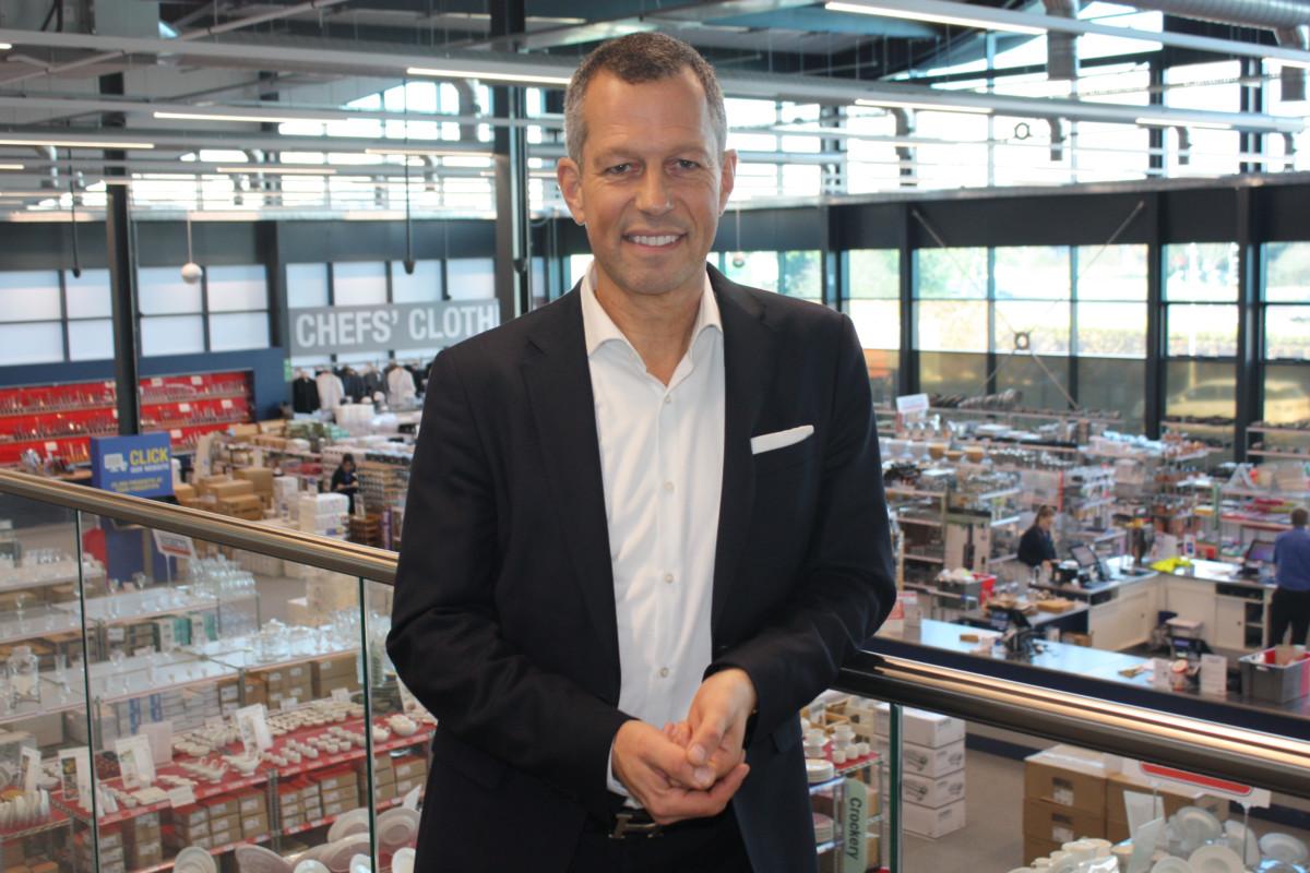 Klaus Goeldenbot, group CEO