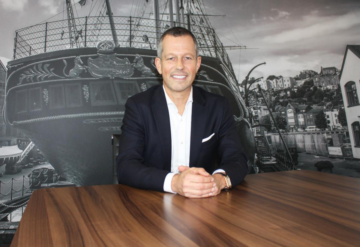 Klaus Goeldenbot, Group CEO 3