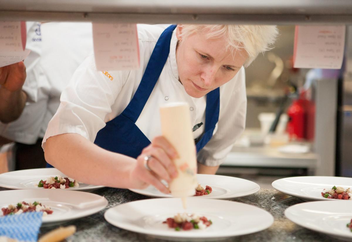 Lisa Goodwin-Allen, executive chef