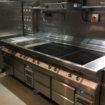 Palux cooking suite at German Gymnasium