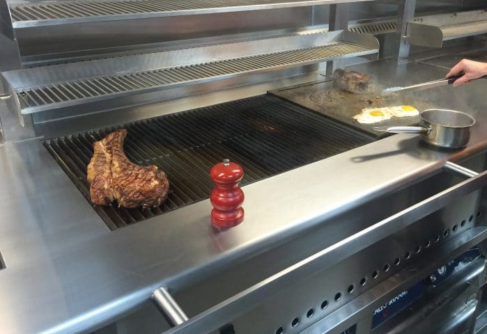 Synergy Grill at Mark Hix