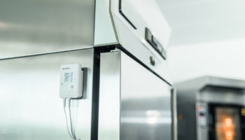 Testo Saveris Restaurant refrigeration logger
