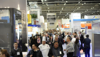 Hotelympia busy halls 2