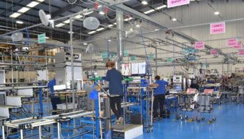 Hoshizaki Telford factory